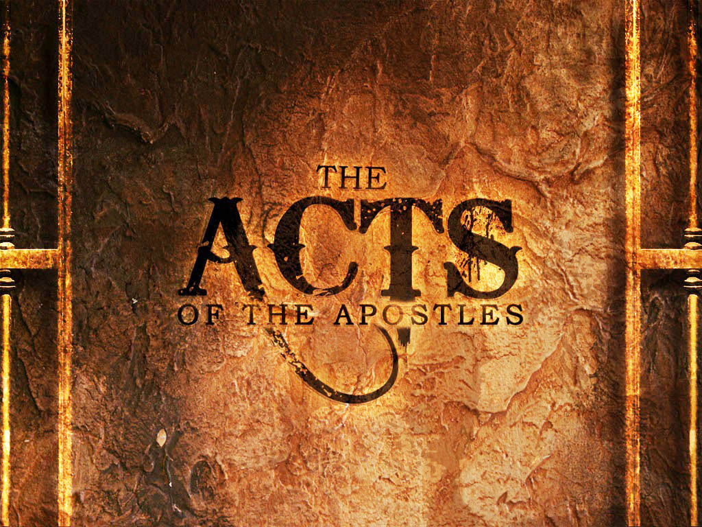 Acts: The Birth of the Kingdom – Part 1