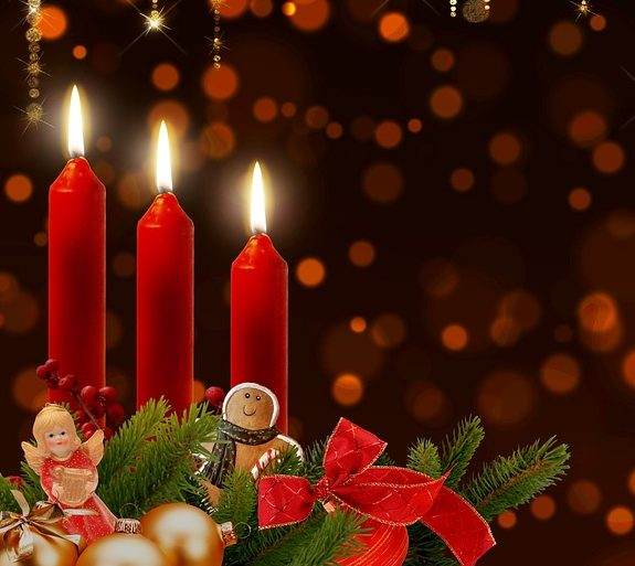Critical Christmas Doctrines Part 3: That Holy One
